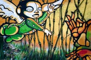 Dumbo Graffiti / Dumbo Arts Center: Art Under the Bridge Festiva